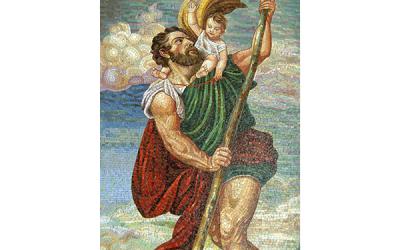 Prayer to Saint Christopher