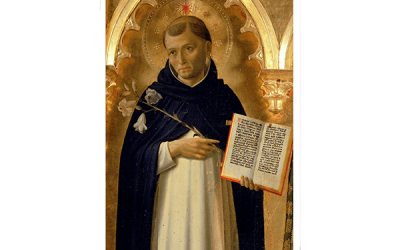 Prayer of St. Dominic