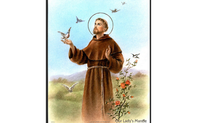 Prayer of St. Francis of Assisi
