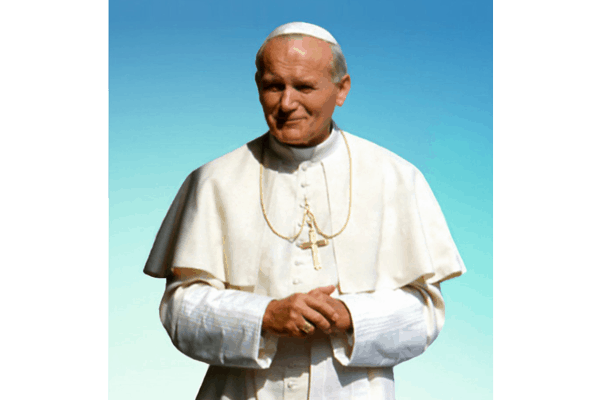 Prayer to St. John Paul II